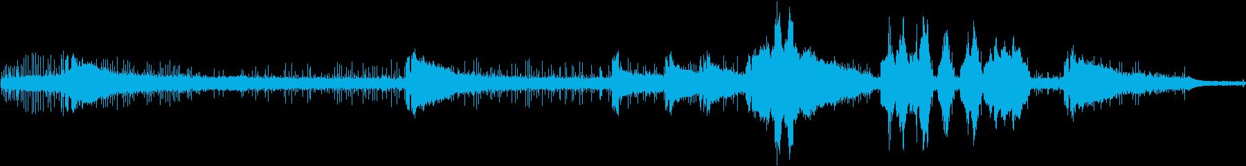 60 Cc Go Cart:スター...の再生済みの波形