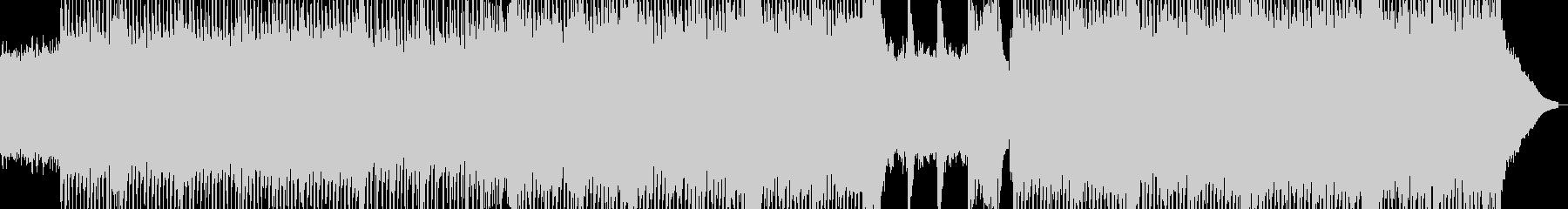 広大 始まりの雰囲気に適したBGM Cの未再生の波形