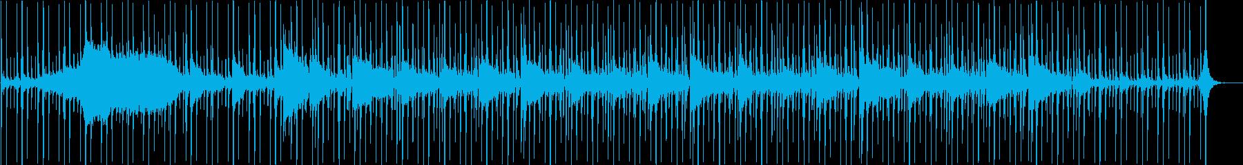 単純なフルートのテーマ。サスペンス...の再生済みの波形