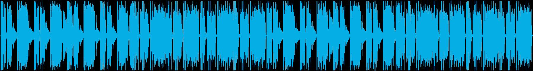 急がされる曲です。27秒の短い曲です。…の再生済みの波形