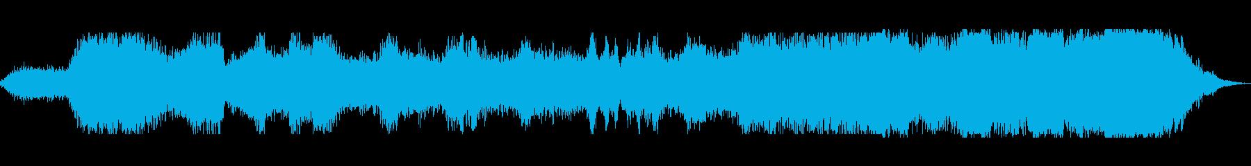 空気圧ホース:開始、実行、停止、空...の再生済みの波形