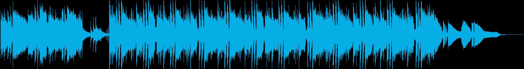 短縮版】チルアウト 落ち着き オシャレの再生済みの波形