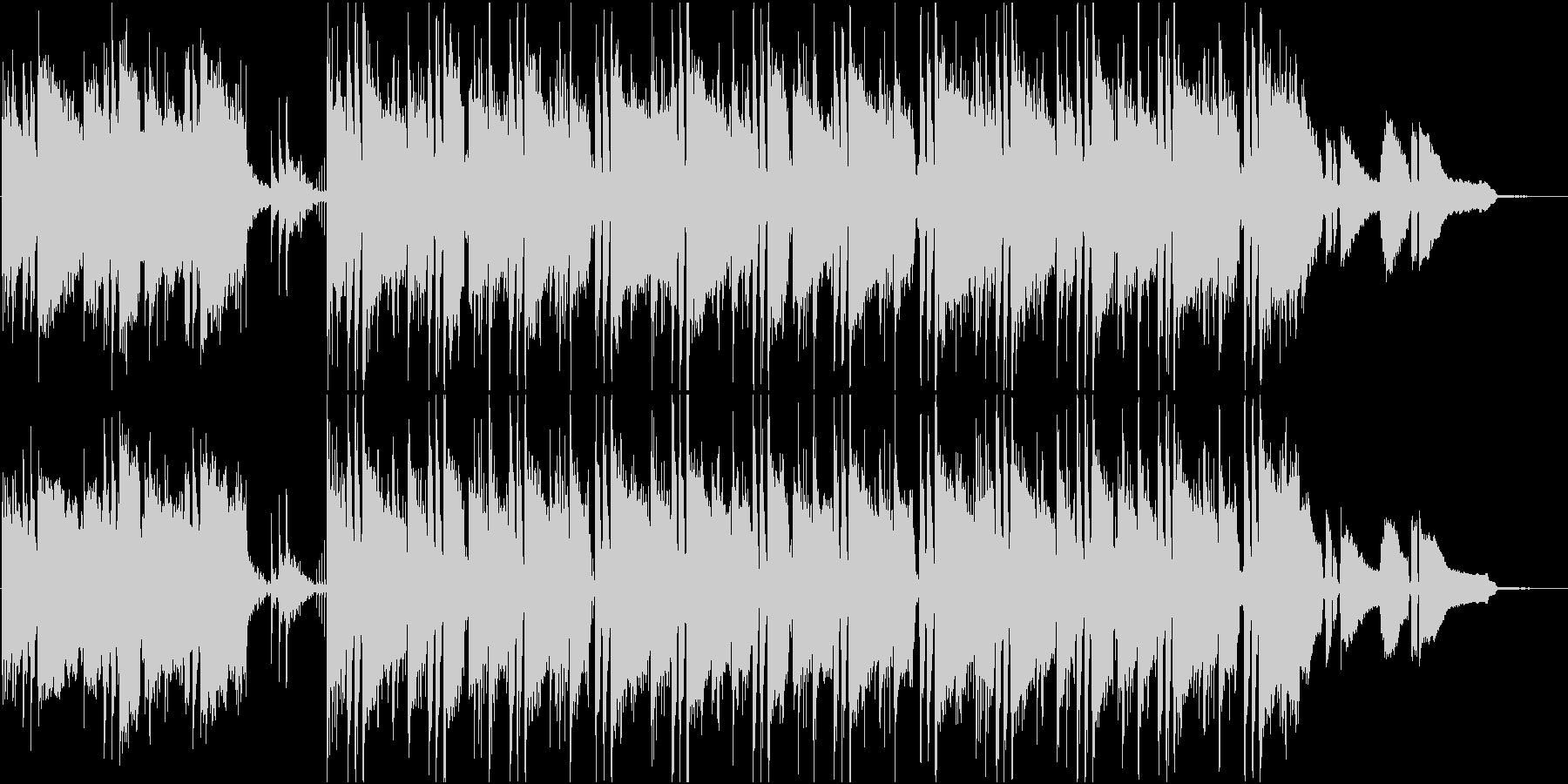 短縮版】チルアウト 落ち着き オシャレの未再生の波形