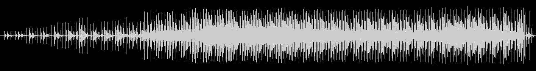 パズルゲーム向きな音楽の未再生の波形