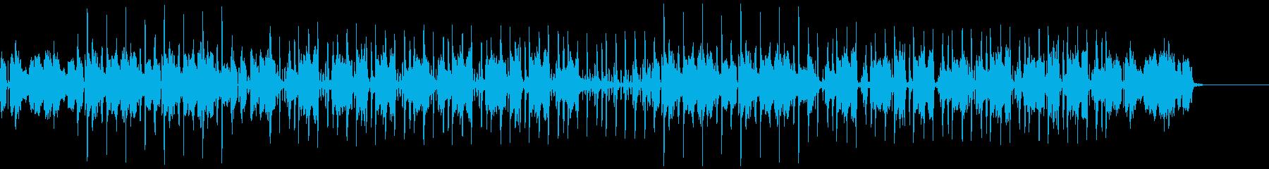 伝統的 ジャズ ビバップ モダン ...の再生済みの波形