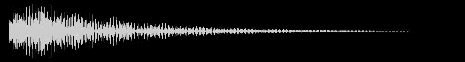 トゥルンーの未再生の波形