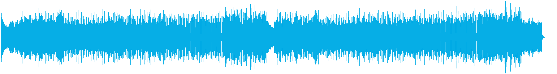 「HR/HM」「DARK」BGM273の再生済みの波形