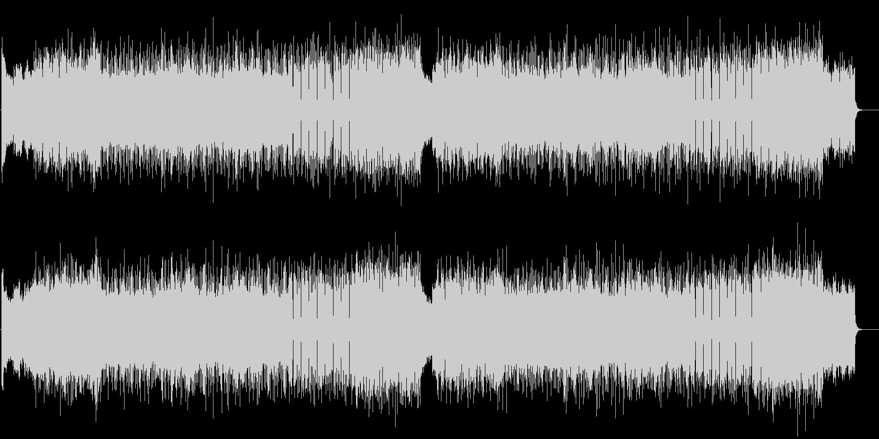 「HR/HM」「DARK」BGM273の未再生の波形