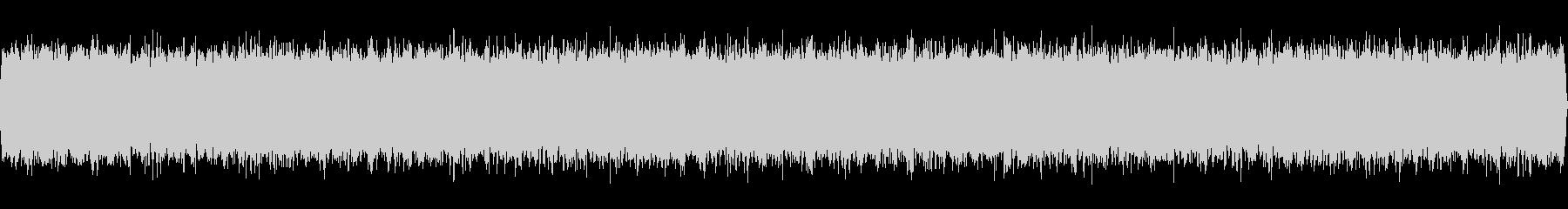 シンセアンビエント、環境音的に30分弱の未再生の波形