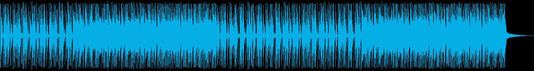 怪しい/潜入_No487_1の再生済みの波形