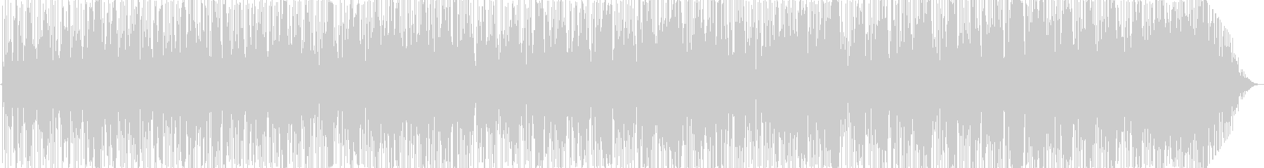 米国人シンガーによるソウルフルなR&Bの未再生の波形