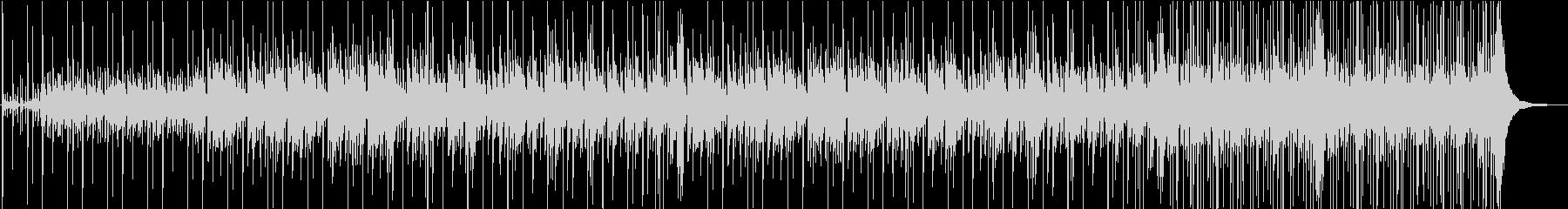 おしゃれな生演奏アコギBGMの未再生の波形