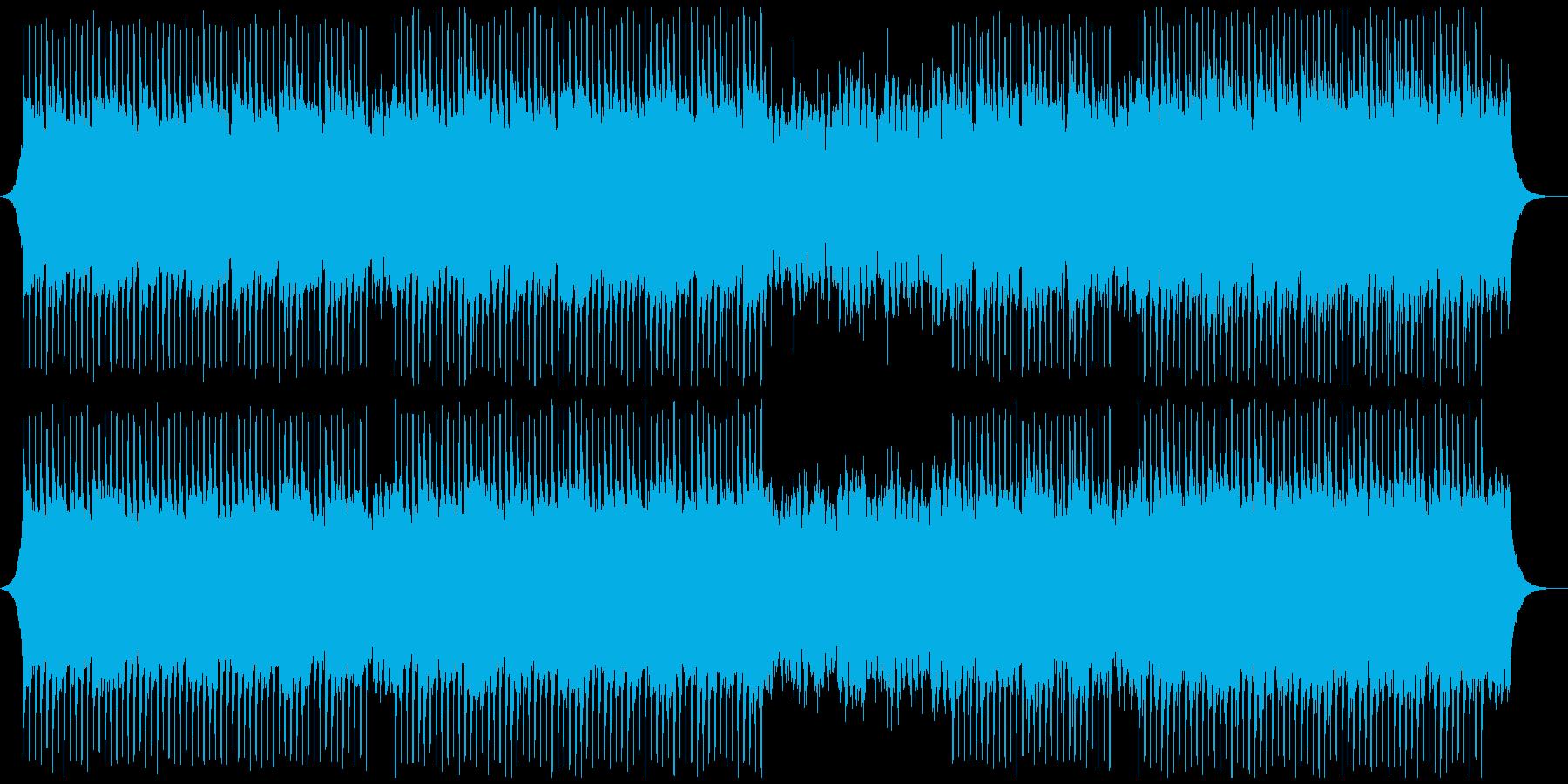 機関の再生済みの波形
