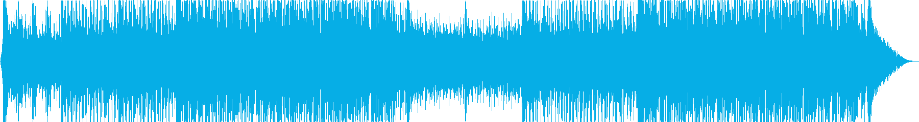 切なく前向きなコーポレート系ポップスの再生済みの波形