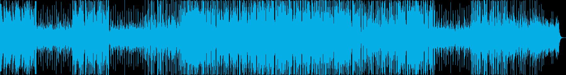 シリアスな雰囲気がサスペンスに合うの再生済みの波形