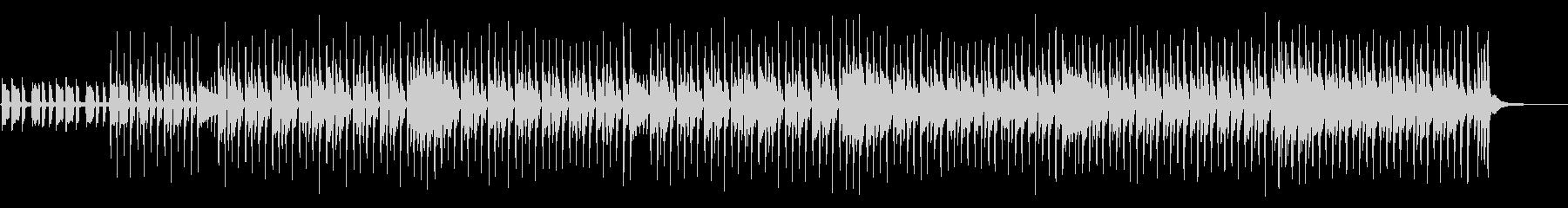 ■メロディ無・ボサノバ・さっぱり・優雅の未再生の波形