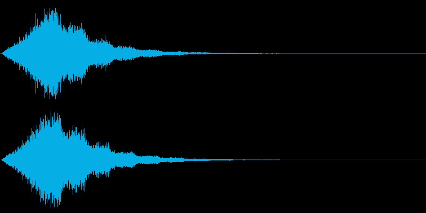 Dark_Reverse-04delayの再生済みの波形