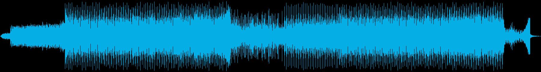 ポップ テクノ 感情的 バラード ...の再生済みの波形