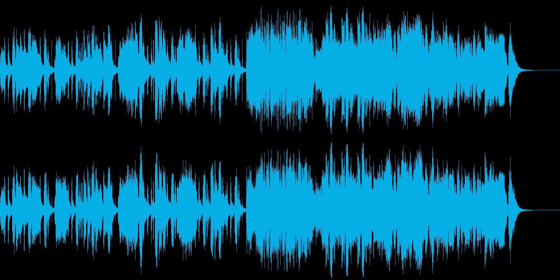 1分BGM 子どもの絵本読み聞かせ の再生済みの波形