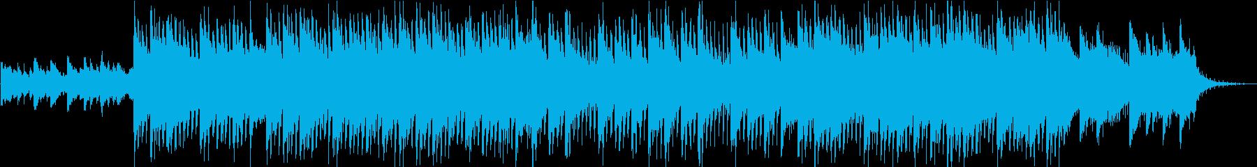 【コーポレート・企業】幻想的・ゆったりの再生済みの波形