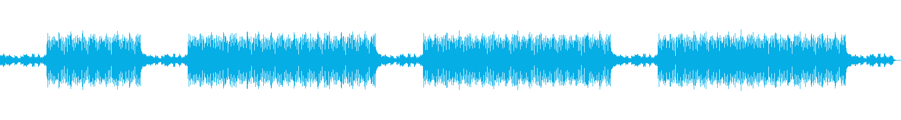 LATRO×Trap Beatの再生済みの波形