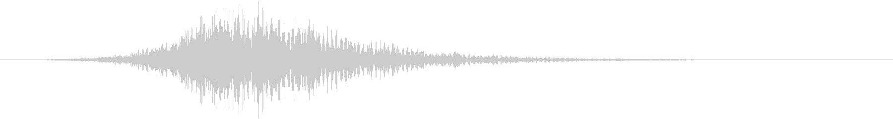 【ロゴ】SFチックなロゴデザインにの未再生の波形
