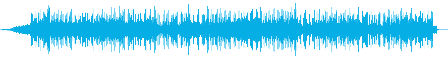 ダンス「MEMAI」の再生済みの波形