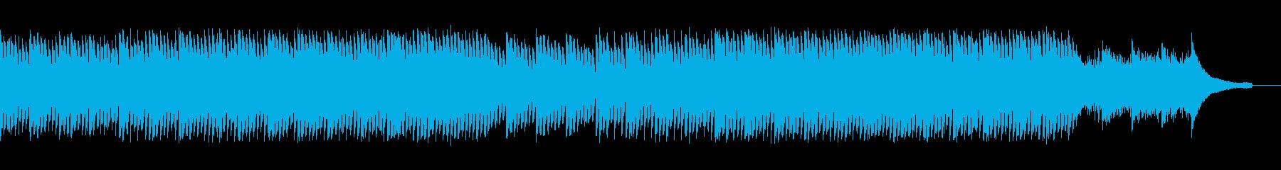 企業VP会社紹介 透明感爽やか疾走感A6の再生済みの波形