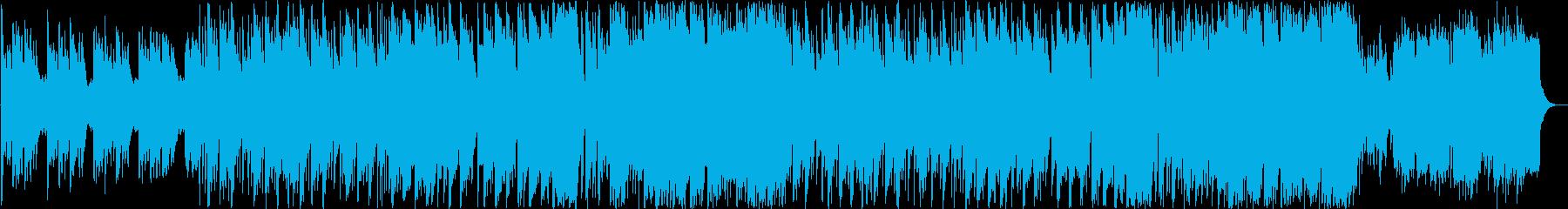 筝が印象的な切ない和風バラードの再生済みの波形