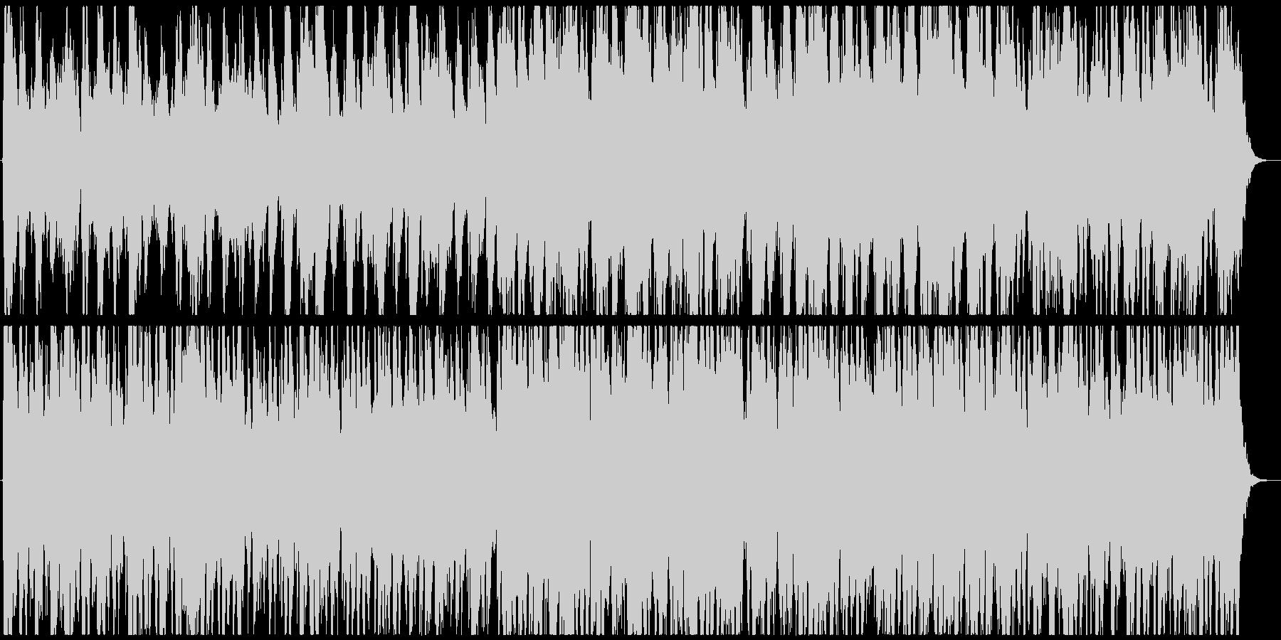 ホラー・ハロウィン向けオーケストラ(短1の未再生の波形