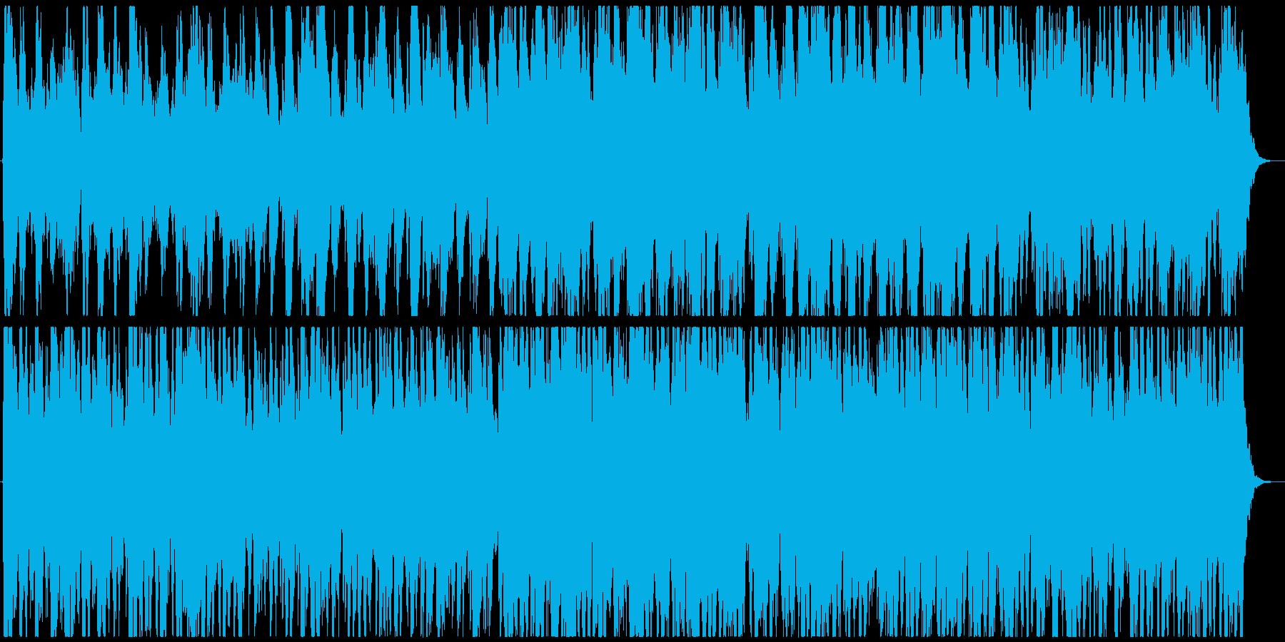 ホラー・ハロウィン向けオーケストラ(短1の再生済みの波形