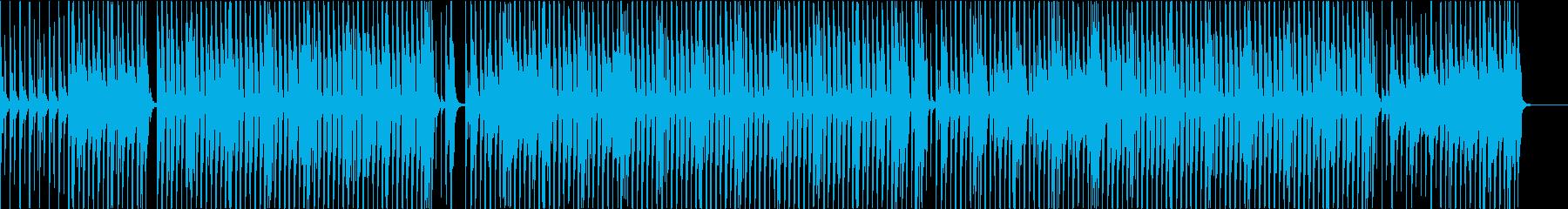 ポップインスト。弾力性陽性。レトロ...の再生済みの波形