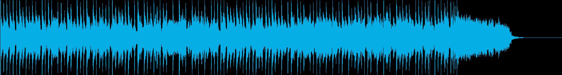 レトロ感の切ないピアノとヴィブラフォンの再生済みの波形