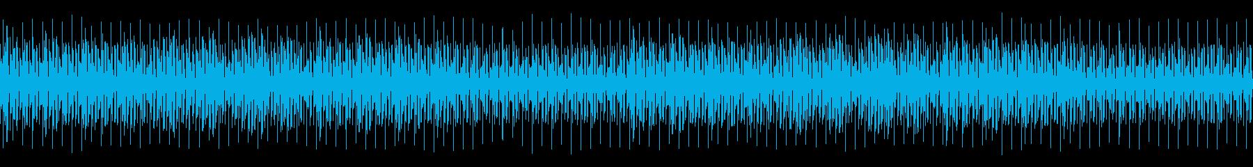ゲーム・ほのぼの・日常・ループの再生済みの波形