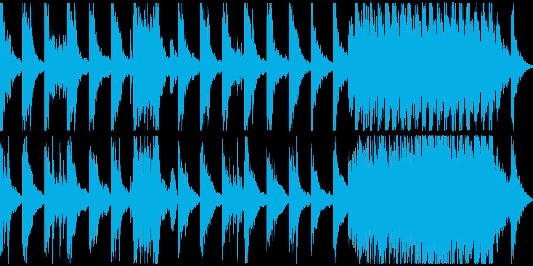夢の中でたゆたうようなしっとりとしたB…の再生済みの波形