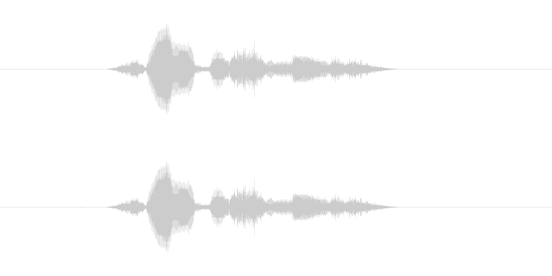 【システム】セーブします - 2の未再生の波形