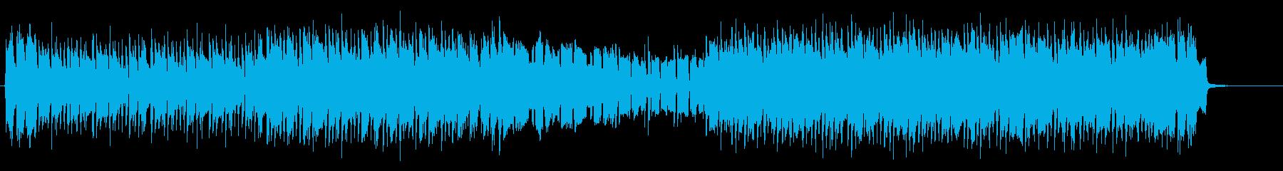 【ロック】悪役_かませ犬_ヤンキーの再生済みの波形