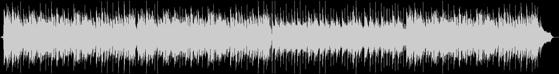 洋楽オールディーズの夏バラードの未再生の波形