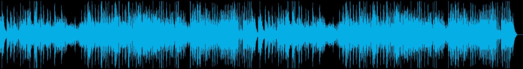 朝を思わせる爽やかなソロ・ピアノ曲の再生済みの波形