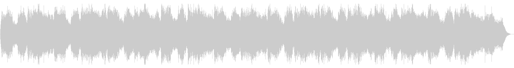 あやしいオバさんの❤ソプラノ❤優しい高音の未再生の波形