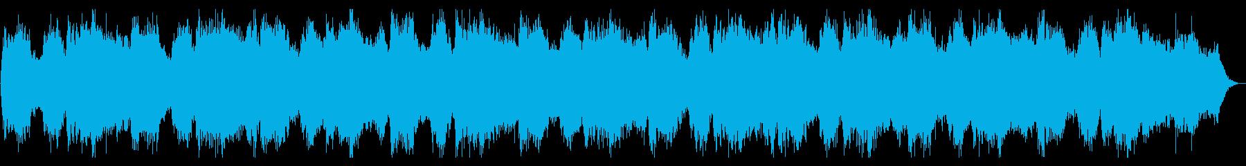Suspicious Oba's ❤ soprano ❤ gentle treble's reproduced waveform