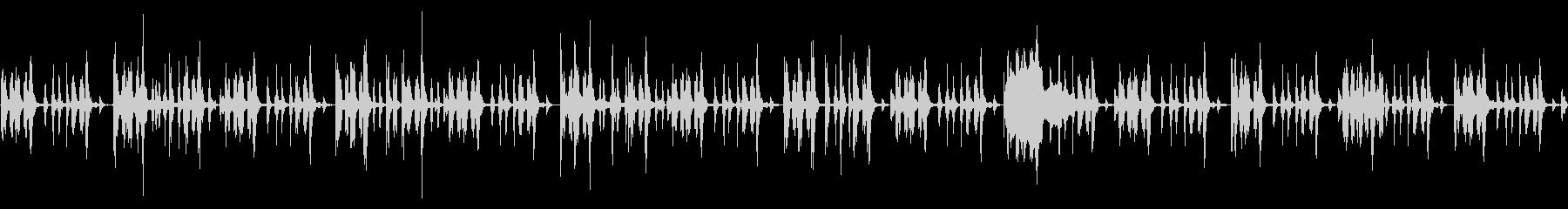 LIVE、イベントの曲間BGMの未再生の波形
