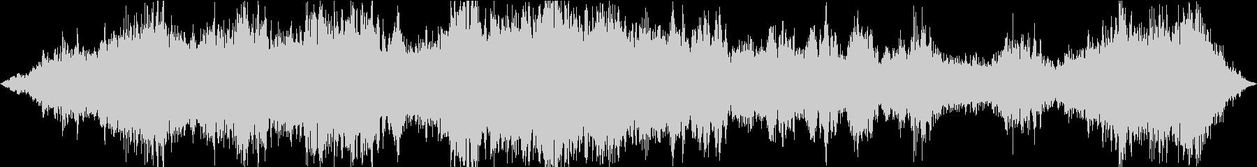 ドローン スペイン語02の未再生の波形