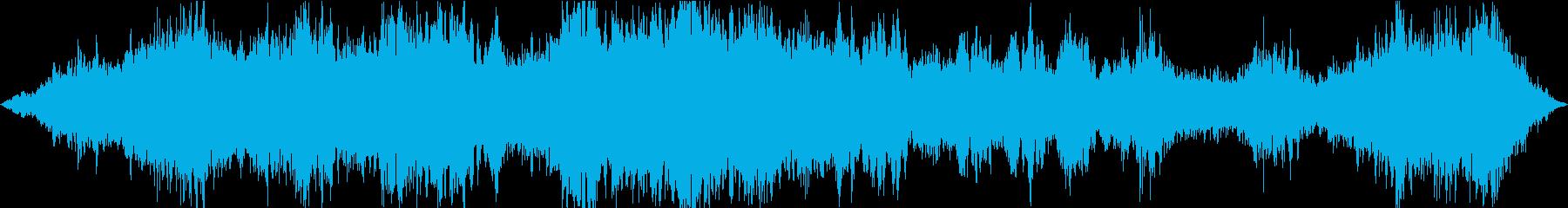 ドローン スペイン語02の再生済みの波形