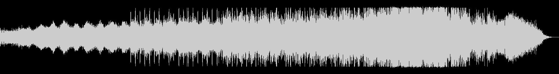 KANTノイズホラーBGM200723の未再生の波形