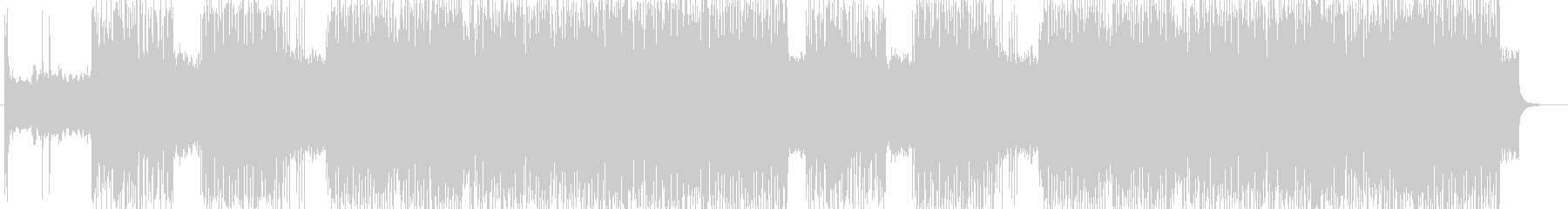「HR/HM」「DARK」BGM216の未再生の波形