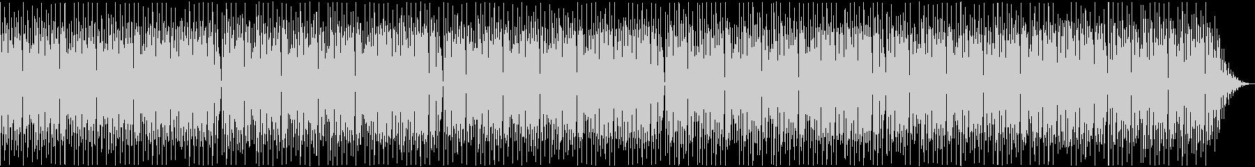 ほのぼのBGM!スロー(ピアノとバンド)の未再生の波形
