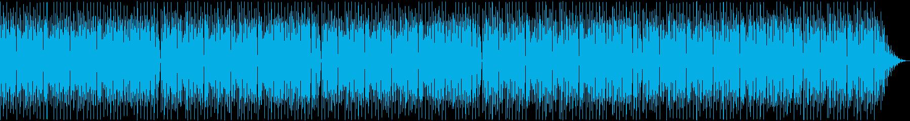 ほのぼのBGM!スロー(ピアノとバンド)の再生済みの波形