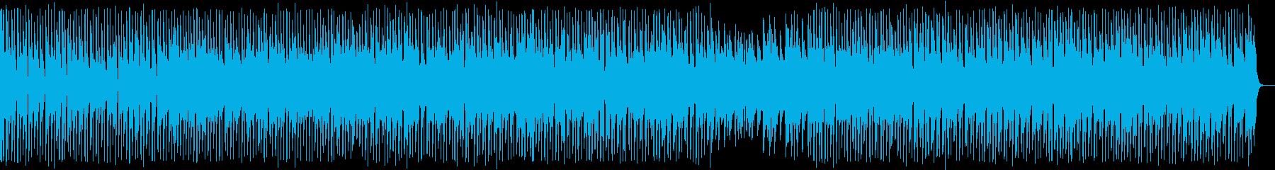 きらびやかなファンクディスコ_612_1の再生済みの波形
