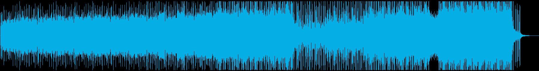アンビエント 広い 壮大 ほのぼの...の再生済みの波形